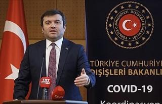 """""""Türkiye'nin sattığı veya hibe ettiği..."""