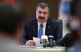 """Türkiye Sağlık Bakanı: """"Tedbirlere uyarsak..."""