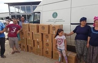 Vakıflardan Bayram için 5 bn aileye gıda yardımı