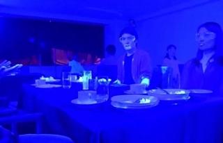 Yapılan deney, koronavirüsün yemek masasında ne...