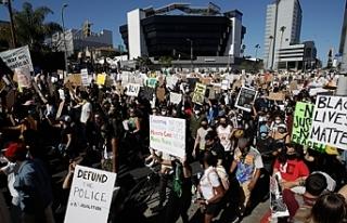 ABD'de 'George Floyd' protestoları...