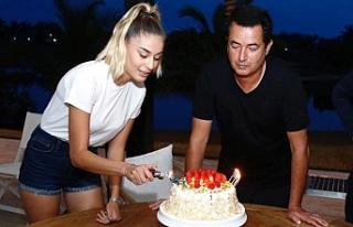 Acun Ilıcalı, doğum gününü kendisinden 30 yaş...
