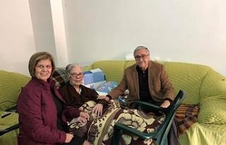 Akıncı, Zehra Kebapçıoğlu'nun ölümü üzerine...
