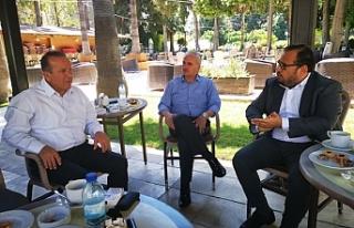 """Ataoğlu: """"Turizm, herkesin gailesi olmalı"""""""