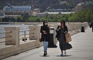 Azerbaycan'da hafta sonu sert karantina rejimi...