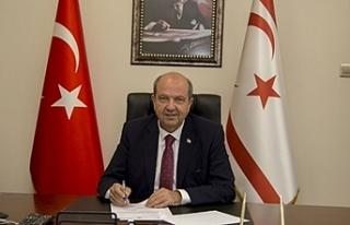 Başbakan Ersin Tatar'dan YSK mesajı