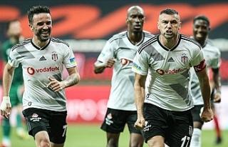 Beşiktaş, farklı kazandı
