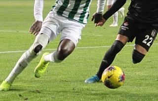 Beşiktaş, Konyaspor'u konuk edecek