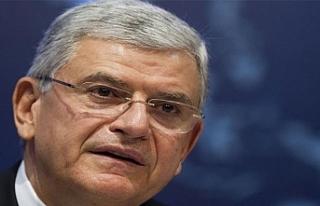 BM 75. Genel Kurul Başkanlığına Volkan Bozkır...