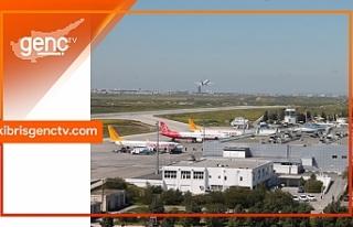 Büyükelçiliği'nin organize ettiği charter uçuşlar...