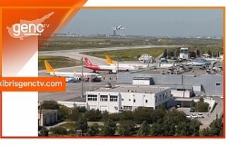 Charter uçuşlar devam ediyor