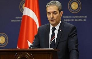 """""""Doğu Akdeniz'de haklarımızı kararlılıkla..."""