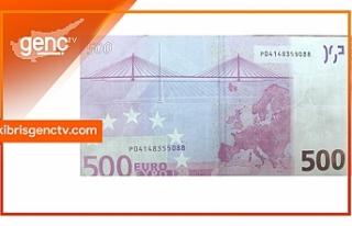 Döviz bürosu çalışanı, sahte 500 Euro'yu...
