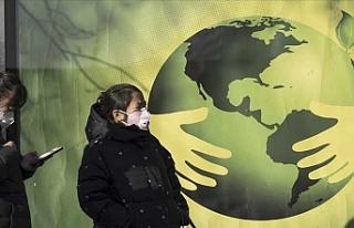 Dünya genelinde virüs tespit edilen kişi sayısı...