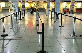 Ercan Havalimanı uçuşlara hazır
