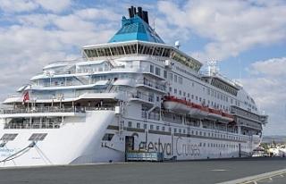 Güneye seyahat-turist gemileri yılsonu ya da 2021...