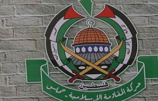 Hamas, İsrail'in ilhak planına karşı milli bir...