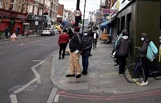 İngiltere'de siyahiler ve Asyalıların Kovid-19'dan...