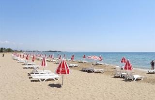 İskele Belediyesi Halk Plajı açıldı