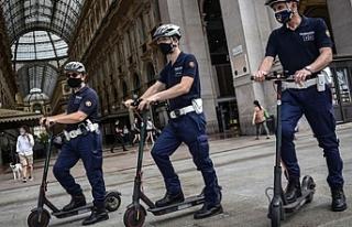 İtalya'da Covid-19'a karşı 'elektrikli...