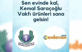 Kemal Saraçoğlu Vakfı ürünleri NESDERSAN.COM'da...