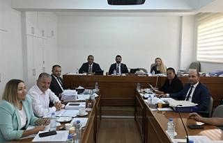 Kıb Tek Araştırma Komitesi toplandı
