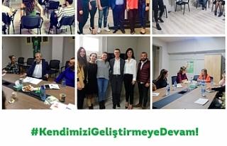 Kıbrıs YEDAM uzmanları eğitime katılıyor