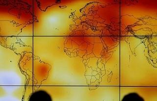 Kuzey Kutbu'nda ölçülen 38 derece sıcaklık...