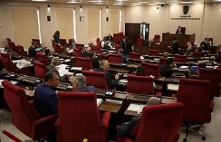 Meclis'te Türkiye ile imzalanan anlaşmaya ilişkin...