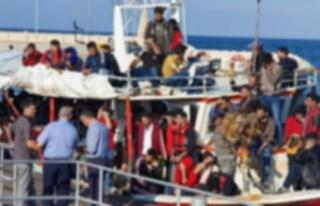 Mültecilerin yüzde 75'inin KKTC'den geçtiğini...