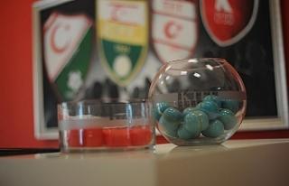 Nicosia Group Kıbrıs Kupası yarı final kuraları...
