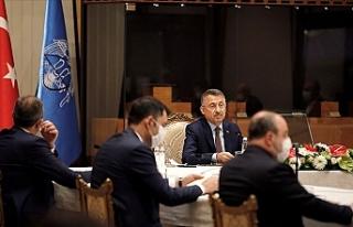 """Oktay: """"Türkiye'de yatırım ortamının..."""