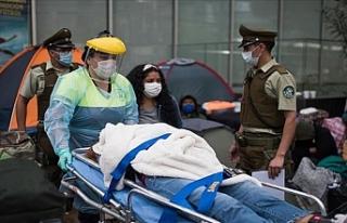 Peru'da son 24 saatte Kovid-19 nedeniyle 199 kişi...