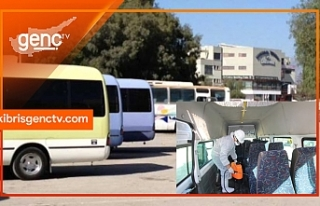 Şehiriçi ve şehirlerarası toplu taşıma faaliyetleri...