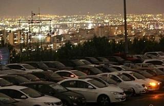 Tahran'ın doğusunda büyük bir patlama meydana...