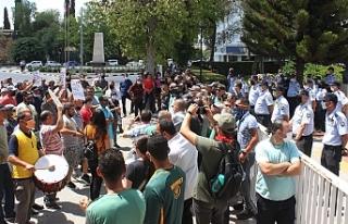 """Tatar eylemcilere seslendi: """"Kapıların açılması..."""