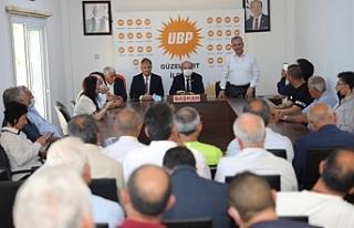 Tatar: Hükümet Güzelyurt, Girne ve Lefkoşa Pandemi...