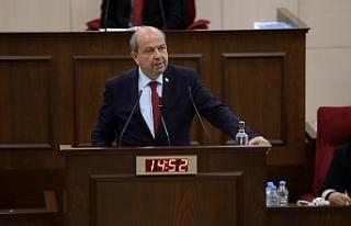 """Tatar: """"Türkiye'den geleceklere çifte..."""