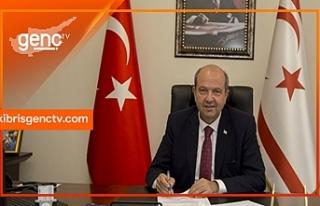 Tatar:Avrupa Birliği'nin Kıbrıs Türkü'nün...