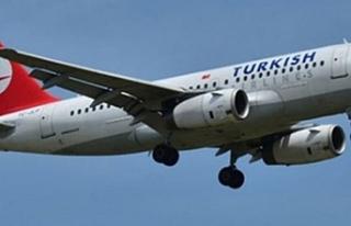 THY'nin Ercan-İstanbul arasındaki kısıtlı tarifeli...
