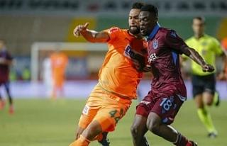 Trabzonspor'dan, Alanya'da puan kaybı