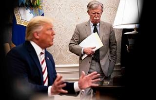 Trump'tan 'John Bolton' açıklaması:...