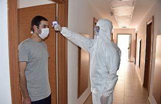 TSK, aldığı tedbirler sayesinde koronavirüsten...