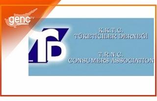 Tüketiciler Derneği, KITSAB'ın yapacağı eyleme...
