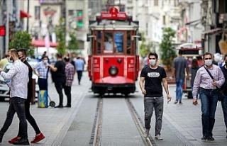 Türkiye'de 1192 yeni vaka
