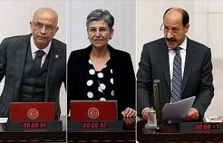 Türkiye'de CHP'li Berberoğlu, HDP'li...