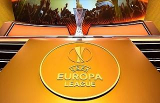 UEFA Avrupa Ligi'ne çeyrek finalden itibaren...