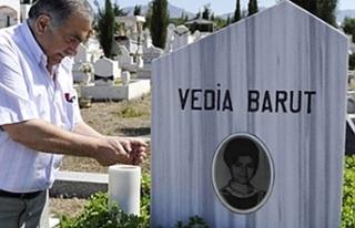 Vedia Barut bugün anılıyor