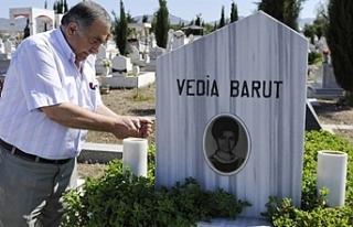 Vedia Barut, yarın anılıyor