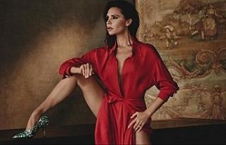 Victoria Beckham: Çok dar giyinmek bir güvensizlik...